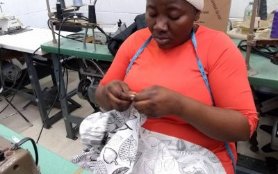 Cours de Couture au Féminin